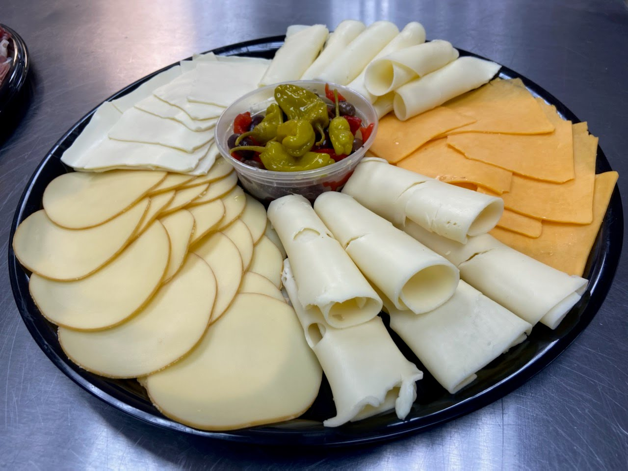 cheese party tray