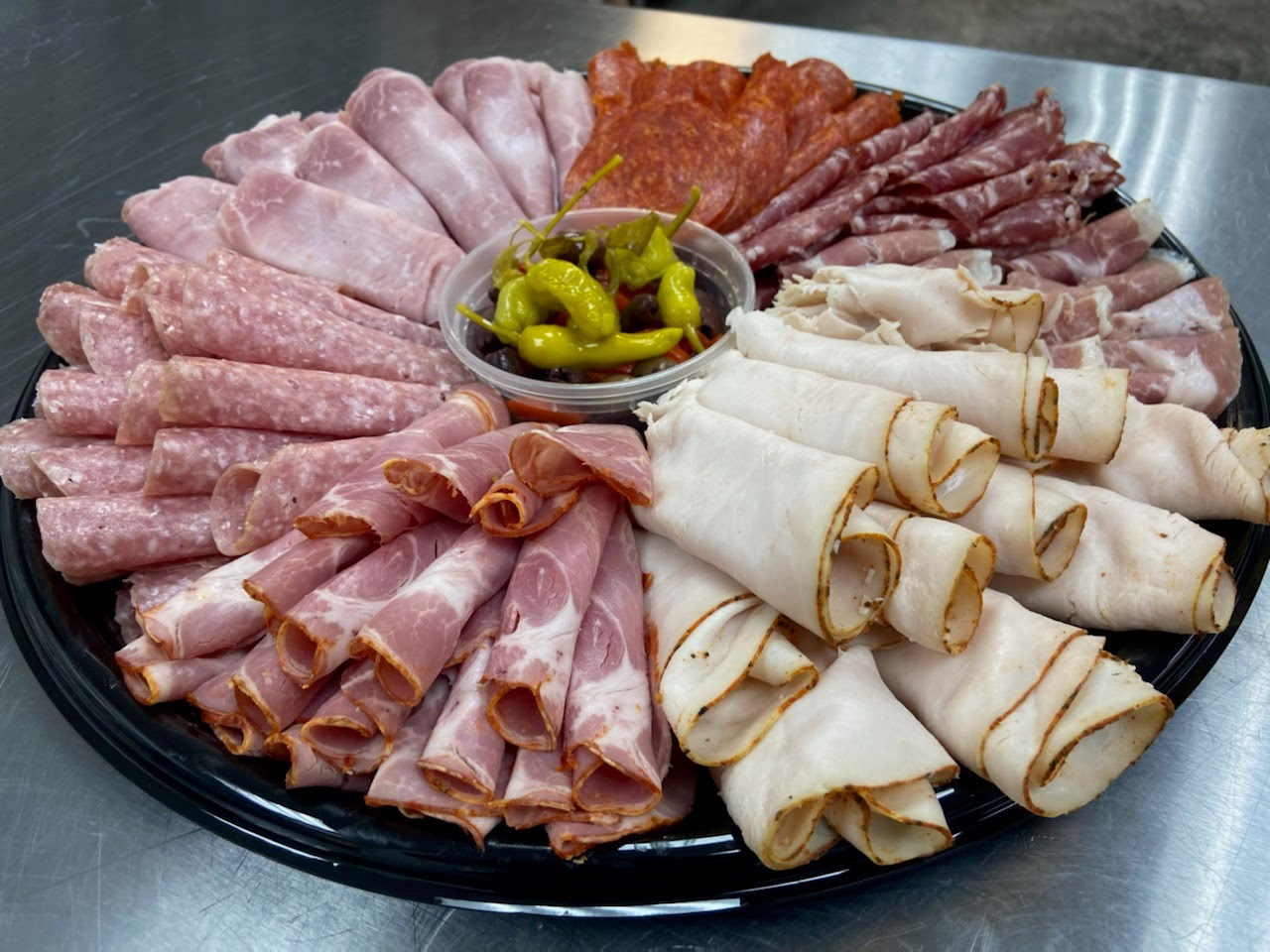 meat party tray